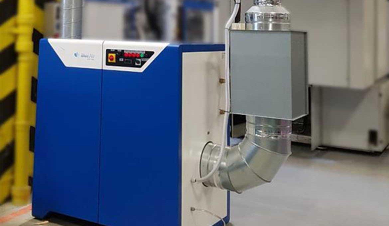 Blue Air System - Razvlaževanje, hlajenje, sušenje 1
