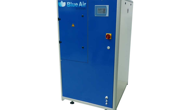 Blue Air System - Razvlaževanje, hlajenje, sušenje 10