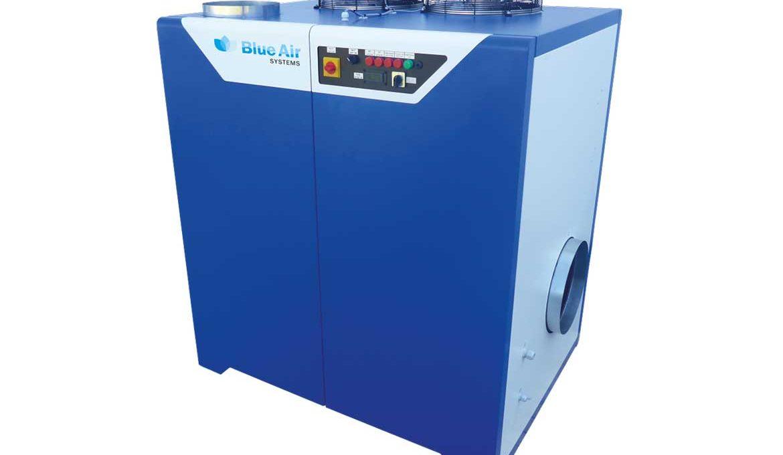 Blue Air System - Razvlaževanje, hlajenje, sušenje 2