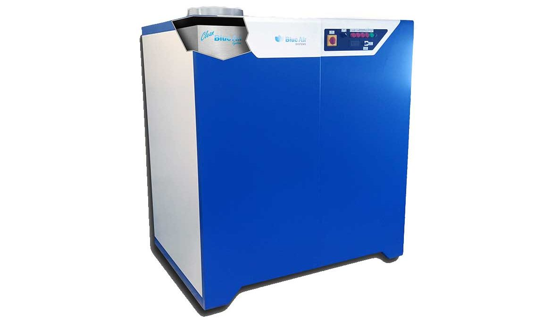 Blue Air System - Razvlaževanje, hlajenje, sušenje 3