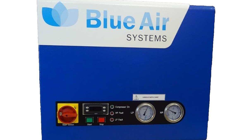 Blue Air System - Razvlaževanje, hlajenje, sušenje 4
