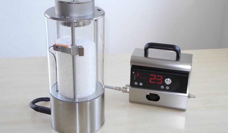 Blue Air System - Razvlaževanje, hlajenje, sušenje 5