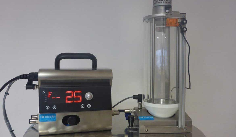 Blue Air System - Razvlaževanje, hlajenje, sušenje 6