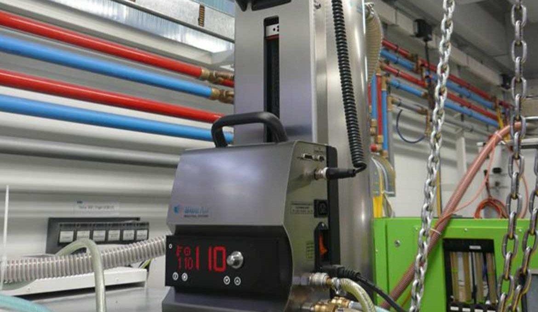 Blue Air System - Razvlaževanje, hlajenje, sušenje 7