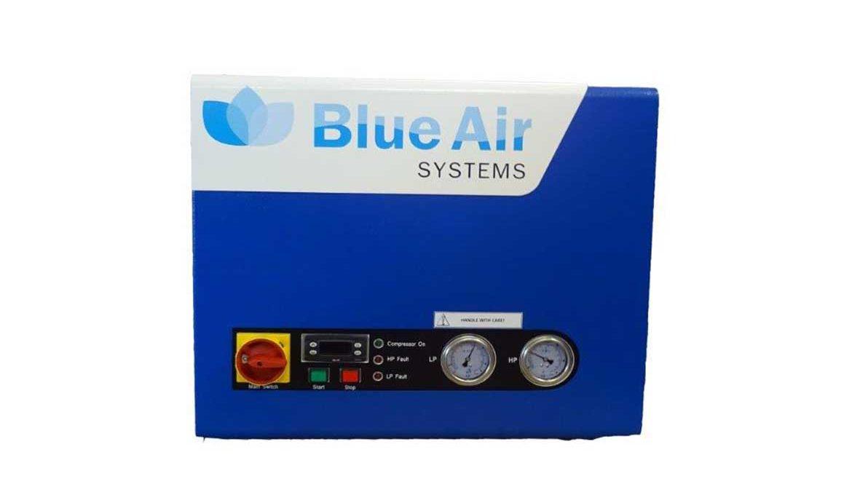 Blue Air System - Razvlaževanje, hlajenje, sušenje 8