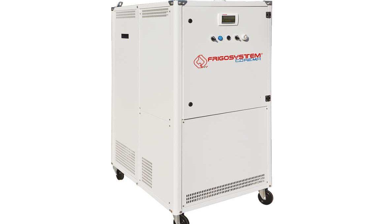 Oprema za hlajenje in regulacijo temperature 1
