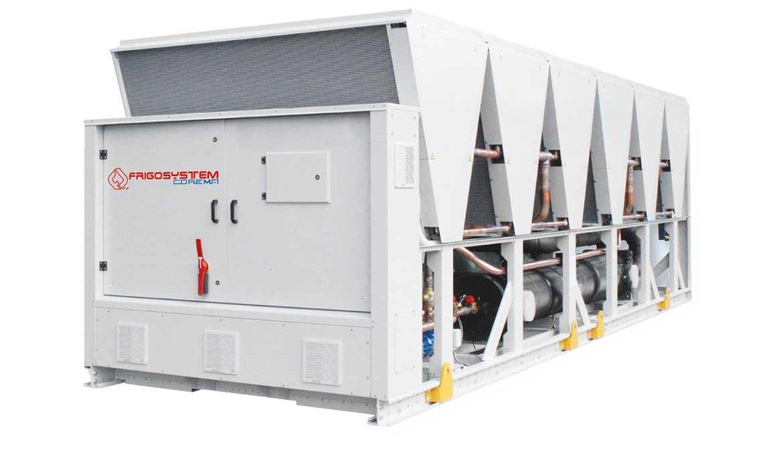 Oprema za hlajenje in regulacijo temperature 2