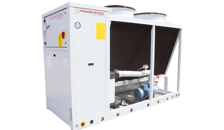 Oprema za hlajenje in regulacijo temperature 3