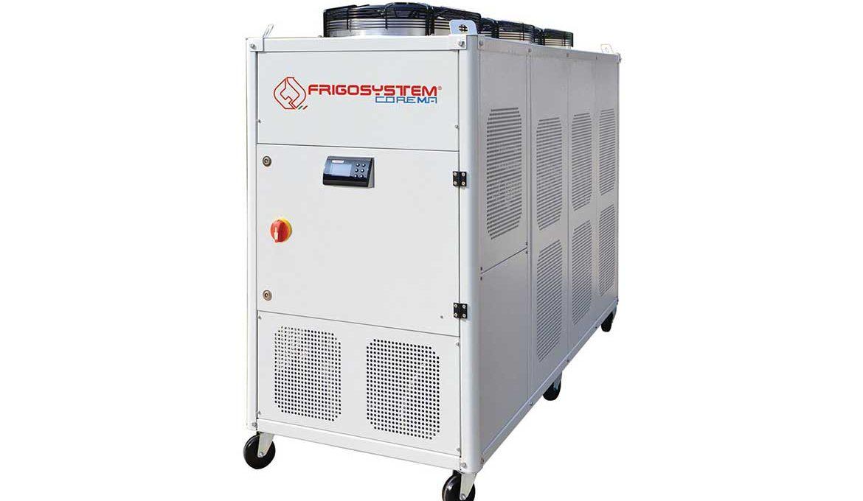 Oprema za hlajenje in regulacijo temperature 4