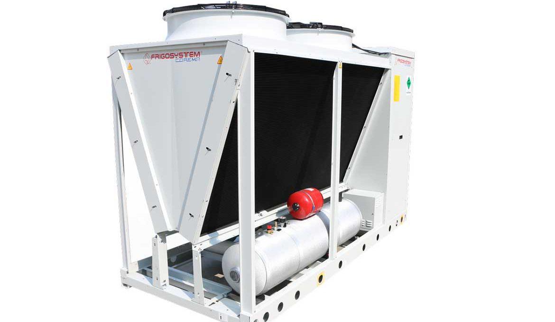 Oprema za hlajenje in regulacijo temperature 5