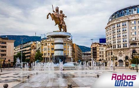 Odprtje podružnice v Severni Makedoniji